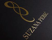Suzana Peric Brand Identity