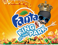 Fanta, King of the park