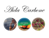 AIDA CARBONE   Responsive Website