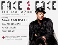 FACE 2 FACE DIGITAL EDITION No. 01 MMXIII