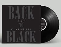 Amy Winehouse Back to Black Vinyl
