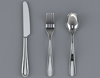 Cutlery Restyling for ALESSI