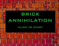 Brick Annihilation