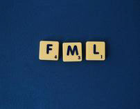 fml magazine: layout