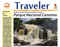 Traveler - Newspaper