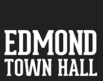 LIVE AT EDMOND TOWN HALL