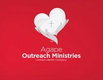 Agape Outreach Ministries Branding