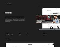 Soundstash - Lifestyle Magazine Website