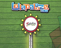 Twistos - Lollapalooza 2014