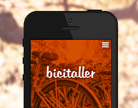 Bicitaller mobile app