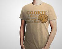 Ilustração - Cookie é Bom ninguém quer Dar