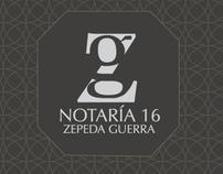 Zepeda Guerra Notaría 16