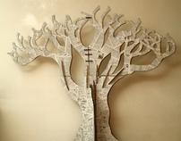 The Tree of [Un]Common Knowledge