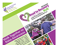 Road To Recovery Walk Campaign 2014