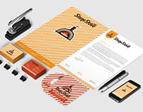 Print Template - Stone Stove Pizza Corporate Identity