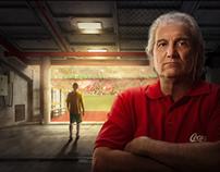 CocaCola Billboard (Manuel Jose) 3D BG