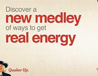 Quaker Up: Quaker Real Medleys for Target