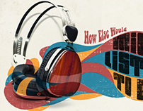 Mick & Bob Ad Campaign