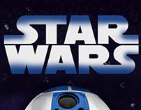 "Star Wars cartel ""R2-D2"""