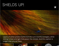 NASA Visualization Explorer iPhone App Concept
