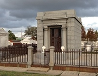 HABS Tomb Survey (Tulane Semester 7)