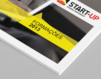 Print. Start-Up Consulting Group Brochure