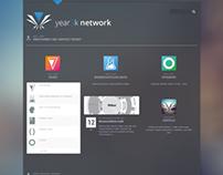 year3k.net Website Relaunch
