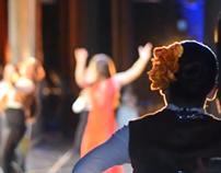 Backstage Presentación 2014 CLAP American Ballet