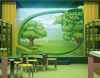 Safari Nutrioli, Campaña de activación