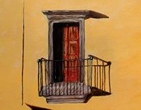 Mexican Door
