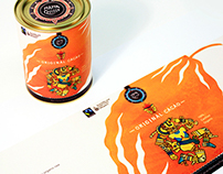 Mama Quilla Packaging Design