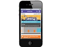 Marketo Marketing Calendar App