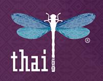Thai Lounge Cancún, app para Facebook.