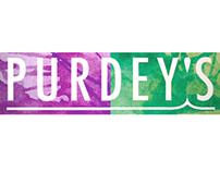 Purdey's Rebranding