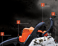 "Stihl ""Unleash The Power"""