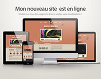 Mon site en ligne