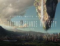 DMP: Floating Islands and City