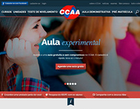 Website - CCAA 2014