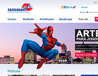 Website - Faculdade CCAA