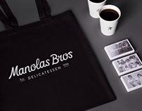 Manolas Bros. Delicatessen