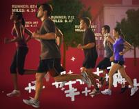 MTVu Nike Plus Human Race