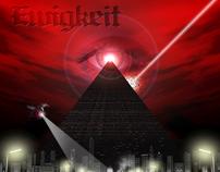 """EWIGKEIT """"Conspiritus"""" Album Artwork"""
