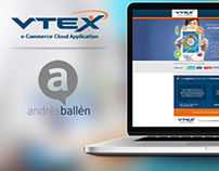 Vtex - Ecommerce Cloud Aplication- LA