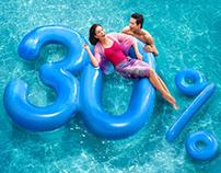 Celcom 30% Sales Promotion