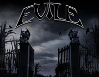 "EVILE ""Cemetery Gates"" Digital Single"