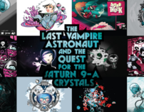The Last Vampire Astronaut Project Vol 1