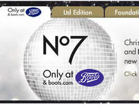 Boots No.7 - Mini-Site Bellyband Content Unit