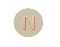 NEOVEAU: A Typeface