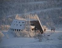 Tusen Restaurant by Murman Architekter
