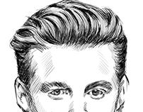 Illustrations for Esquire PH